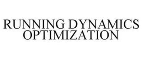 RUNNING DYNAMICS OPTIMIZATION
