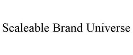 SCALEABLE BRAND UNIVERSE