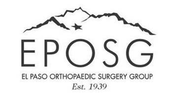 EPOSG EL PASO ORTHOPAEDIC SURGERY GROUP EST. 1939