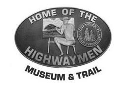 HOME OF THE HIGHWAYMEN MUSEUM & TRAIL FORT PIERCE, FL · TOP CAT II PRODUCTIONS ·