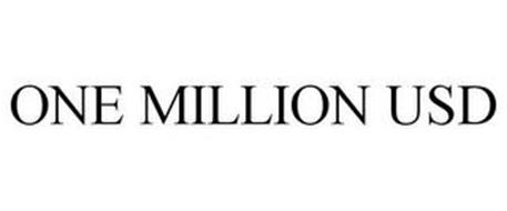 ONE MILLION USD