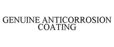 GENUINE ANTICORROSION COATING