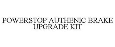 POWERSTOP AUTHENIC BRAKE UPGRADE KIT