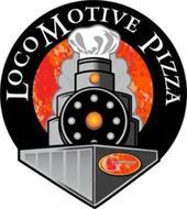 LOCOMOTIVE PIZZA G GOLDSTONE