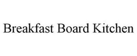 BREAKFAST BOARD KITCHEN