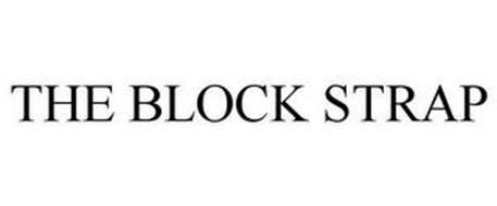THE BLOCK STRAP