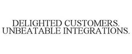 DELIGHTED CUSTOMERS. UNBEATABLE INTEGRATIONS.