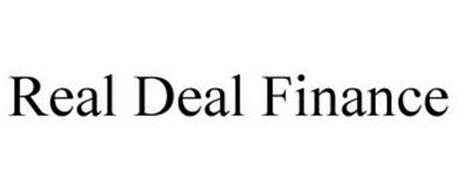 REAL DEAL FINANCE