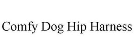 COMFY DOG HIP HARNESS