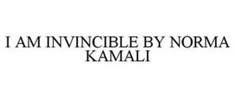 I AM INVINCIBLE BY NORMA KAMALI