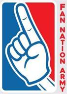 FAN NATION ARMY