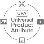 UPA UNIVERSAL PRODUCT ATTRIBUTE