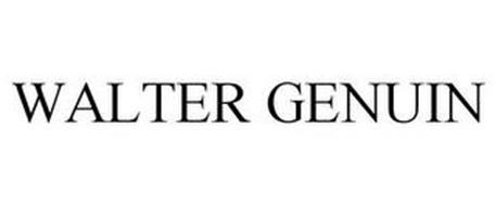 WALTER GENUIN