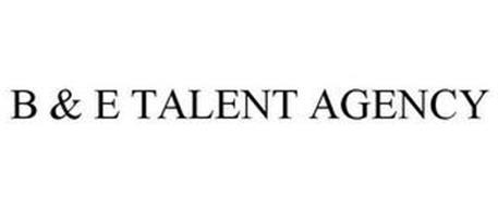 B & E TALENT AGENCY