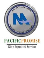 M MALLORY ALEXANDER INTERNATIONAL LOGISTICS PACIFIC PROMISE ELITE EXPEDITED SERVICES