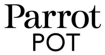 PARROT POT