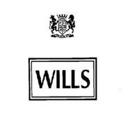 WILLS WD WILLS HO W.D.&H.O. WILLS
