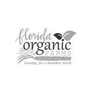 FLORIDA ORGANIC FARMS INTERNATIONAL LLC. GROWING FOR A HEALTHIER WORLD