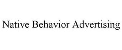 NATIVE BEHAVIOR ADVERTISING
