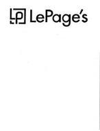 LP LEPAGE'S