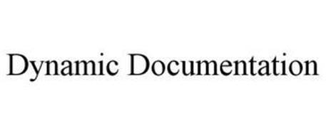 DYNAMIC DOCUMENTATION