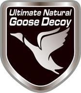 ULTIMATE NATURAL GOOSE DECOY