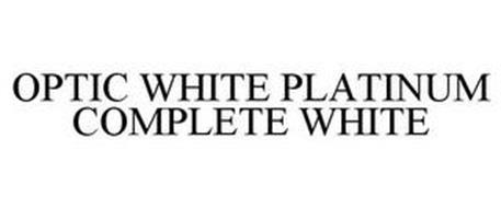 OPTIC WHITE PLATINUM COMPLETE WHITE