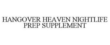 HANGOVER HEAVEN NIGHTLIFE PREP SUPPLEMENT
