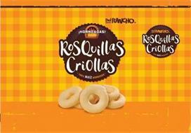 DEL RANCHO ROSQUILLAS CRIOLLAS 100% MAIZ HORNEADO