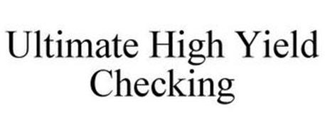 ULTIMATE HIGH YIELD CHECKING