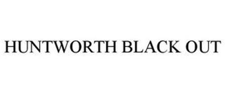 HUNTWORTH BLACK OUT