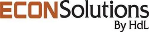 ECONSOLUTIONS BY HDL