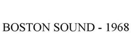 BOSTON SOUND - 1968