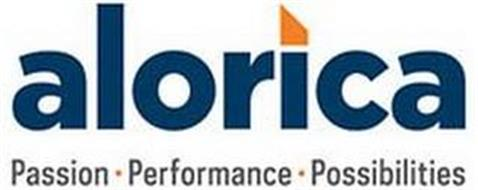 ALORICA PASSION · PERFORMANCE · POSSIBILITIES