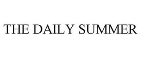 THE DAILY SUMMER