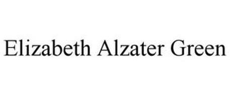 ELIZABETH ALZATER GREEN
