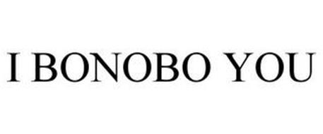 I BONOBO YOU