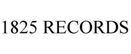 1825 RECORDS