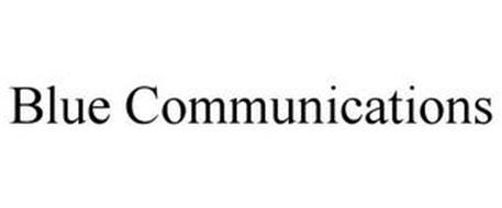 BLUE COMMUNICATIONS