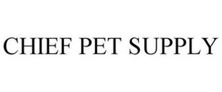 CHIEF PET SUPPLY