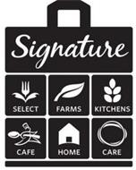 SIGNATURE SELECT FARMS KITCHENS CAFE HOME CARE