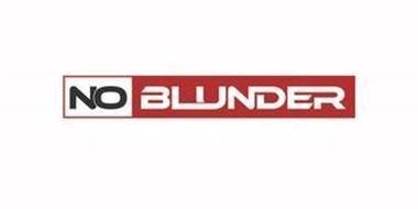 NO BLUNDER