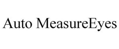 AUTO MEASUREEYES