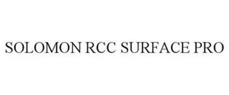 SOLOMON RCC SURFACE PRO