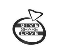 GIVE SHARE LOVE