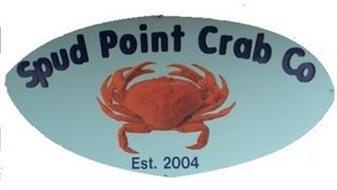 SPUD POINT CRAB CO EST. 2004