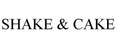 SHAKE & CAKE