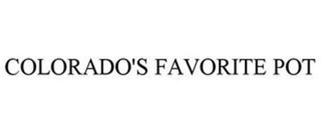 COLORADO'S FAVORITE POT