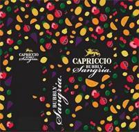 CAPRICCIO BUBBLY SANGRIA BUBBLY SANGRIA