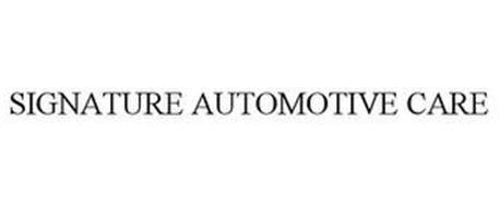SIGNATURE AUTOMOTIVE CARE